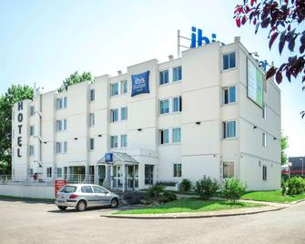 Ibis Budget Aeroport Le Bourget Garonor - Le Blanc-Mesnil - Gebouw