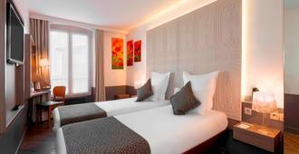 Contact Hotel Alize Montmartre - París - Habitación