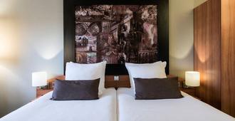 City Hotel Groningen - Groninga - Camera da letto