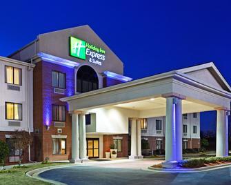 Holiday Inn Express & Suites Reidsville - Reidsville - Budova