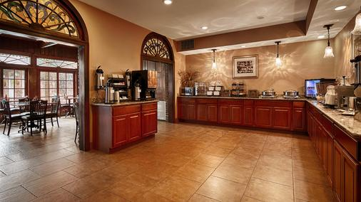 Best Western Plus French Quarter Courtyard Hotel - New Orleans - Buffet