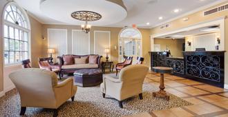 Best Western Plus French Quarter Courtyard Hotel - ניו אורלינס - לובי