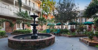 Best Western Plus French Quarter Courtyard Hotel - New Orleans - Gebäude