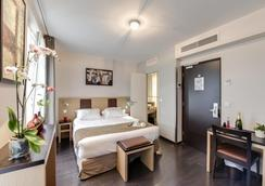 Source Hotel - Παρίσι - Κρεβατοκάμαρα
