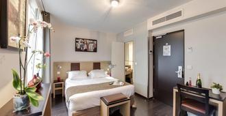 Source Hotel - Paris - Quarto
