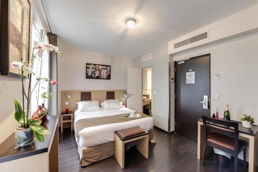 Source Hotel - París - Habitación