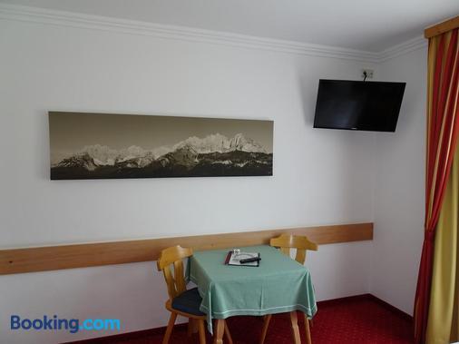 Alpenhotel Landhaus Kuchl - Kirchberg in Tirol - Speisesaal