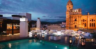 Molina Lario - Málaga - Terraço