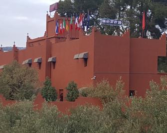 Hôtel Ajil Ouzoud - Ouzoud - Gebäude