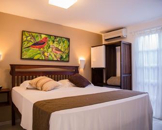 Pousada Spa Ventos de Camburi - São Sebastião - Bedroom