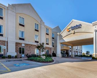 Comfort Inn and Suites Perry I-35 - Perry - Building