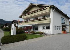 Hotel Christine - Füssen - Gebäude