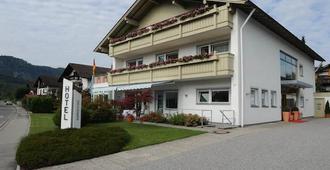 Hotel Christine - Füssen - Building