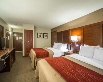 Quality Inn Boonville - Columbia - Boonville - Schlafzimmer