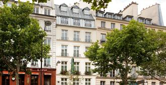 Au Manoir Saint Germain - París - Edificio