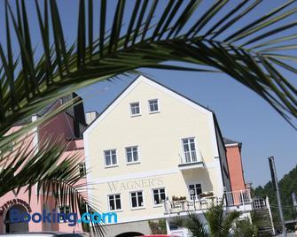 Altstadt-Hotel Passau - Passau - Rakennus