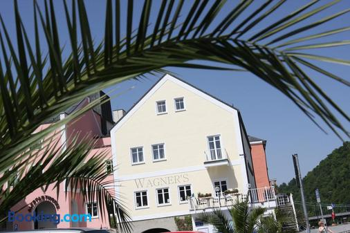 Altstadt-Hotel Passau - Πάσσαου - Κτίριο