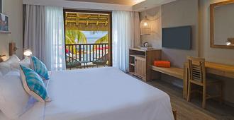 C Palmar - Belle Mare - Schlafzimmer