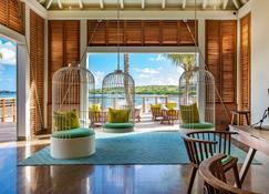 Le Barthélemy Hotel And Spa - Gustavia - Lobby