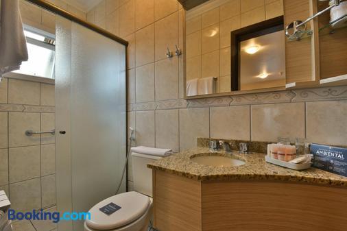 Pousada Belluno - Gramado - Phòng tắm