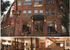 Retro Suites Hotel - Chatham-Kent - Building