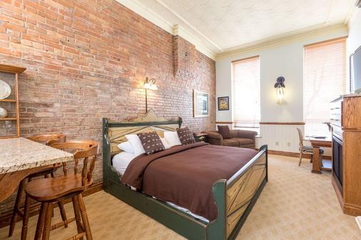 Retro Suites Hotel - Chatham-Kent - Bedroom