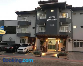 Hotel Contessi - Criciúma - Edificio
