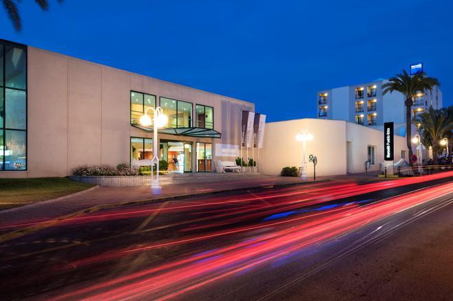 Occidental Ibiza - San José Obrero - Edificio