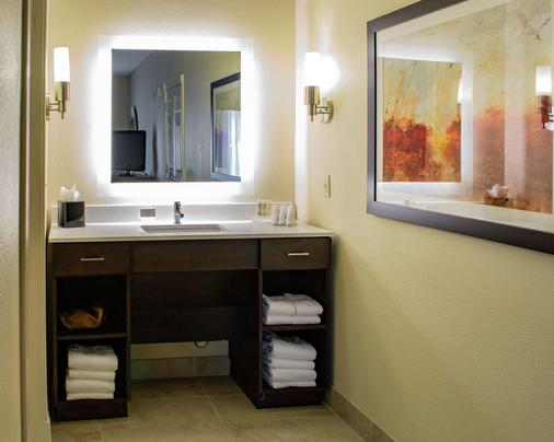 Homewood Suites by Hilton The Woodlands, Texas - The Woodlands - Bathroom