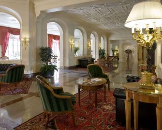 Grand Hotel Sitea - Turin - Lobby