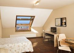 Apartamentos Attica21 Portazgo - La Coruña - Habitación