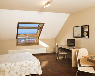 Apartamentos Attica21 Portazgo - A Coruña - Ložnice