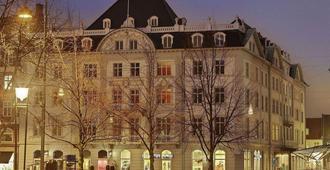 Hotel Royal - אורהוס - בניין