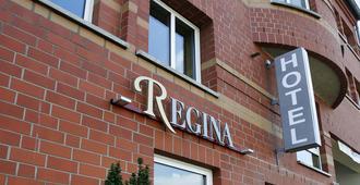 Hotel Regina - קלן - בניין
