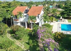 Relais Villa Margarita - Boca Chica - Piscina
