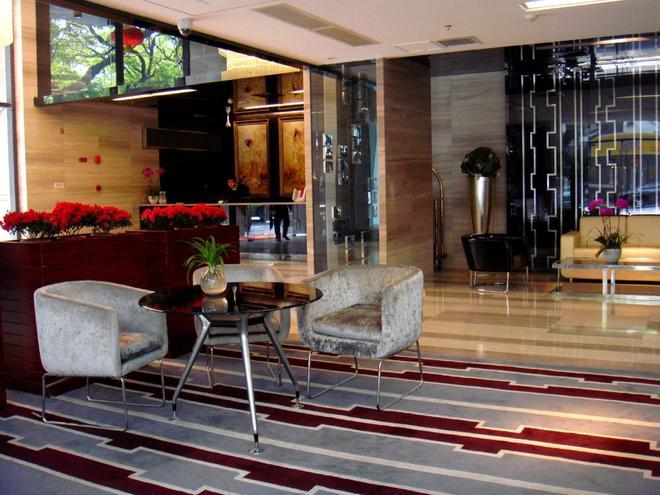 Q-city Hotel - Guangzhou - Lobby