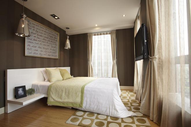 Q-city Hotel - Guangzhou - Bedroom
