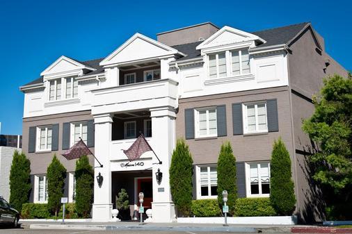 Maison 140 - Beverly Hills - Rakennus