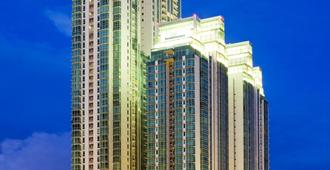 Fraser Residence Sudirman Jakarta - South Jakarta - Building