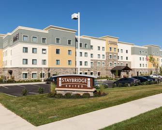 Staybridge Suites Newark - Fremont - Newark - Gebäude