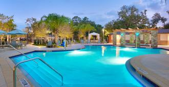 Holiday Inn Express & Suites Gainesville I-75 - Gainesville - Pool