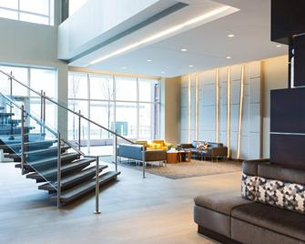 AC Hotel by Marriott Cincinnati at Liberty Center - West Chester - Σαλόνι