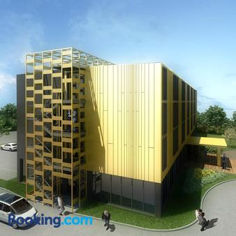 Myhotel Olching - Olching - Building