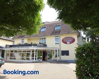 Hotel Restaurant im Park - Haan - Gebouw