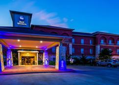 Best Western Red River Inn & Suites - Thackerville - Building