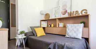 Residencia Universitaria Campus de Montilivi - Girona - Living room