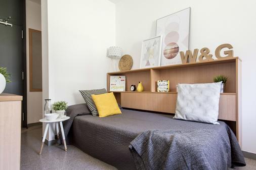 Residencia Universitaria Campus de Montilivi - Girona - Phòng khách