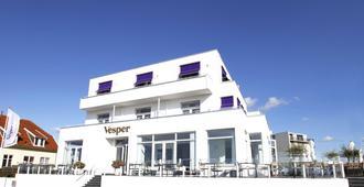 Vesper Hotel - Noordwijk (Holanda Meridional) - Edificio