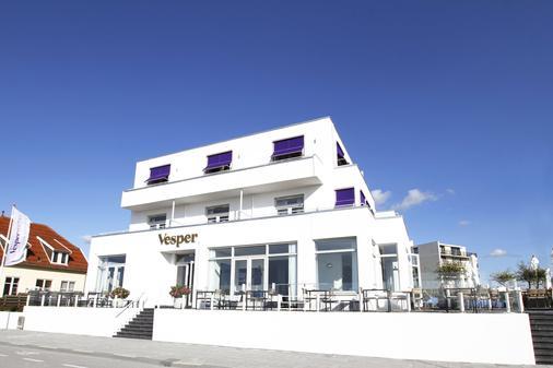 Vesper Hotel - Noordwijk - Toà nhà