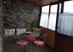 خاردين لاس آياس - Las Hayas - غرفة طعام